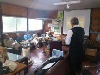 国土交通省出口支援を活用した社員教育実施